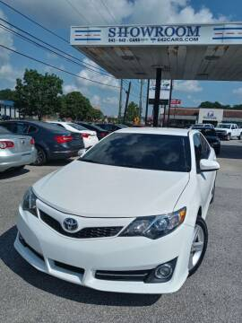 2014 Toyota Camry for sale at Showroom Auto Sales of Charleston in Charleston SC