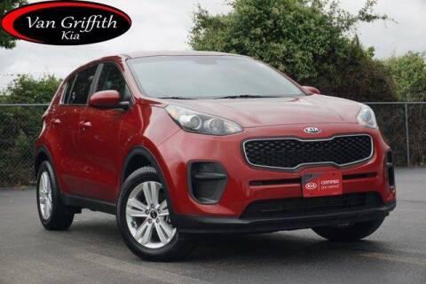 2019 Kia Sportage for sale at Van Griffith Kia Granbury in Granbury TX