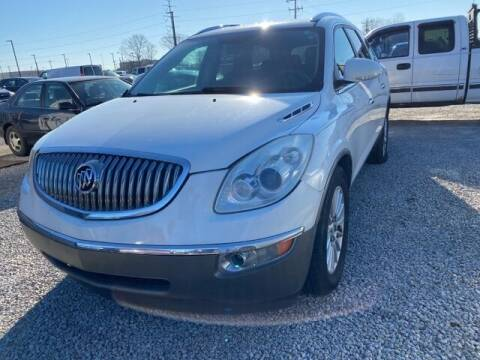 2010 Buick Enclave for sale at COYLE GM - COYLE NISSAN - Coyle Nissan in Clarksville IN