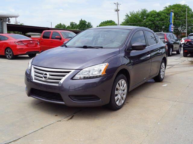 2015 Nissan Sentra for sale at Kansas Auto Sales in Wichita KS