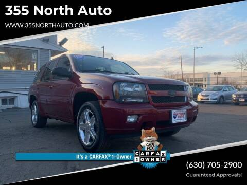 2007 Chevrolet TrailBlazer for sale at 355 North Auto in Lombard IL