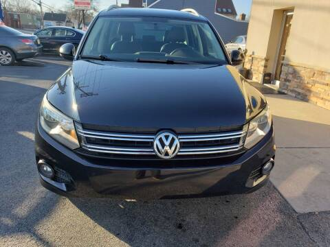 2013 Volkswagen Tiguan for sale at Marley's Auto Sales in Pasadena MD