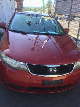 2010 Kia Forte for sale at Best Cars R Us LLC in Irvington NJ