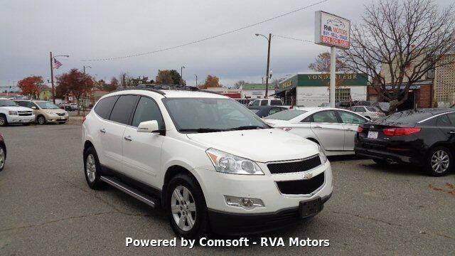 2011 Chevrolet Traverse for sale at RVA MOTORS in Richmond VA