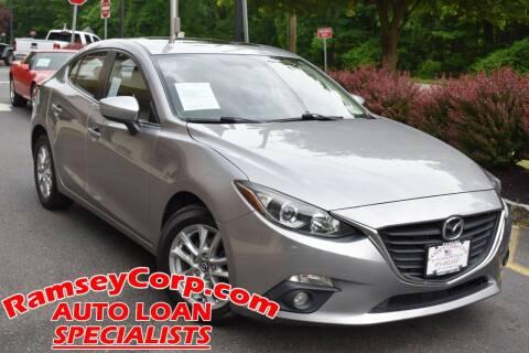 2016 Mazda MAZDA3 for sale at Ramsey Corp. in West Milford NJ