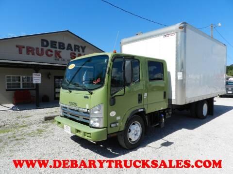 2014 Isuzu NQR for sale at DEBARY TRUCK SALES in Sanford FL