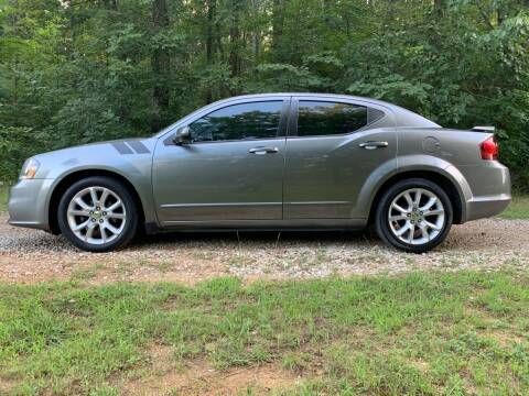 2013 Dodge Avenger for sale at Tennessee Valley Wholesale Autos LLC in Huntsville AL