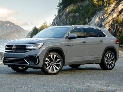 2021 Volkswagen Atlas Cross Sport for sale at XS Leasing in Brooklyn NY