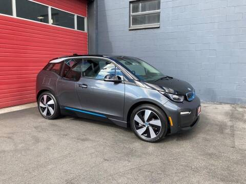 2018 BMW i3 for sale at Paramount Motors NW in Seattle WA