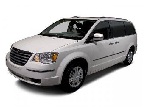2010 Chrysler Town and Country for sale at SCOTT EVANS CHRYSLER DODGE in Carrollton GA