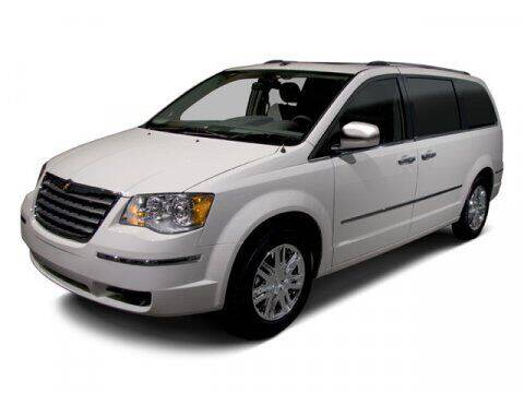 2010 Chrysler Town and Country for sale at DON'S CHEVY, BUICK-GMC & CADILLAC in Wauseon OH