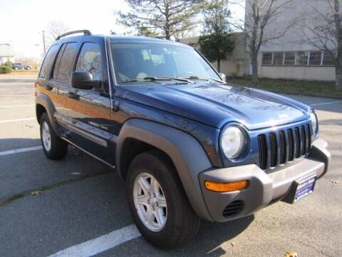 2003 Jeep Liberty for sale at Master Auto in Revere MA