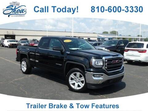 2019 GMC Sierra 1500 Limited for sale at Erick's Used Car Factory in Flint MI