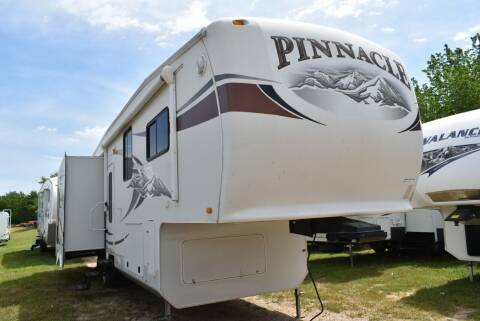 2011 Jayco Pinnacle  34RLTS for sale at Buy Here Pay Here RV in Burleson TX