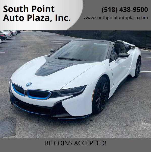 2019 BMW i8 for sale at South Point Auto Plaza, Inc. in Albany NY