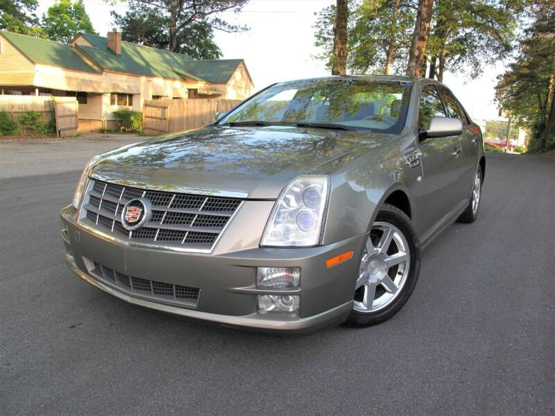 2010 Cadillac STS for sale at Top Rider Motorsports in Marietta GA