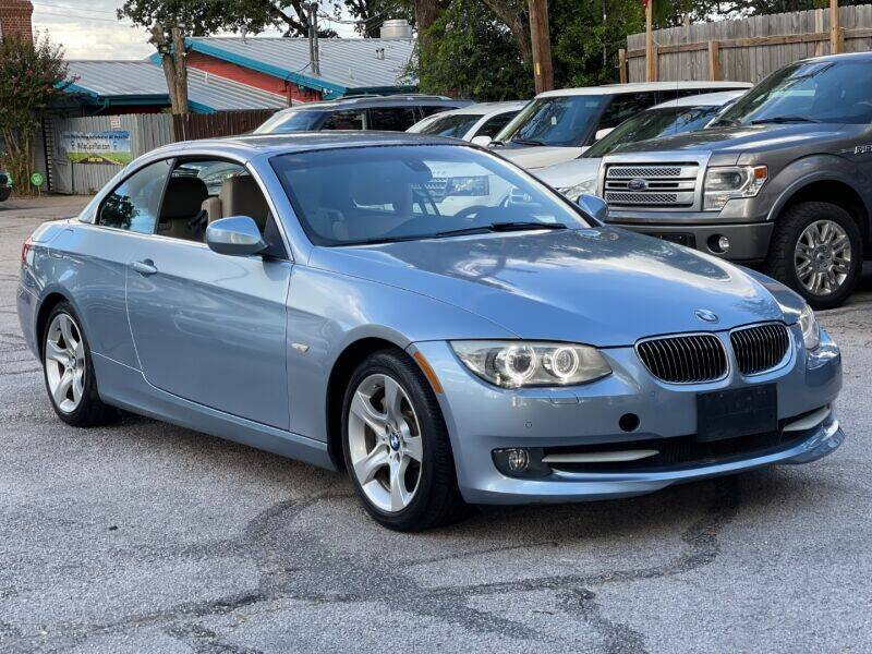 2012 BMW 3 Series for sale at AWESOME CARS LLC in Austin TX