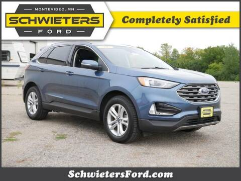 2019 Ford Edge for sale at Schwieters Ford of Montevideo in Montevideo MN