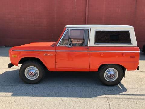 1976 Ford Bronco for sale at ELIZABETH AUTO SALES in Elizabeth PA
