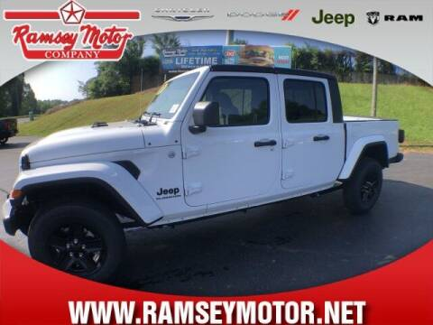 2021 Jeep Gladiator for sale at RAMSEY MOTOR CO in Harrison AR