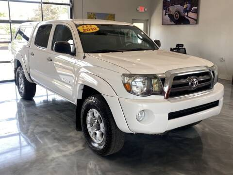 2010 Toyota Tacoma for sale at Crossroads Car & Truck in Milford OH
