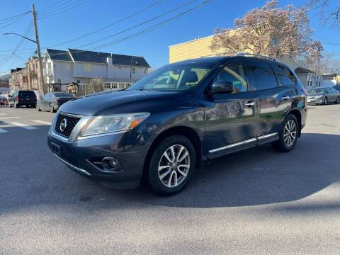 2014 Nissan Pathfinder for sale at Kapos Auto, Inc. in Ridgewood, Queens NY