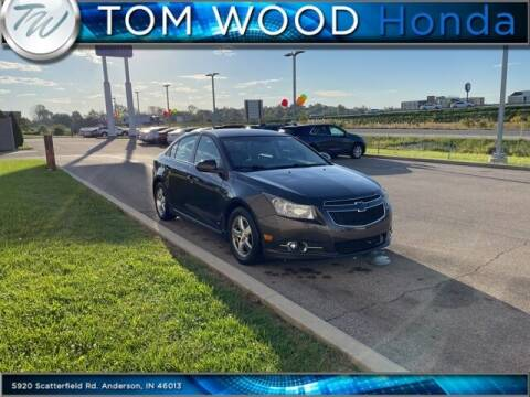 2014 Chevrolet Cruze for sale at Tom Wood Honda in Anderson IN