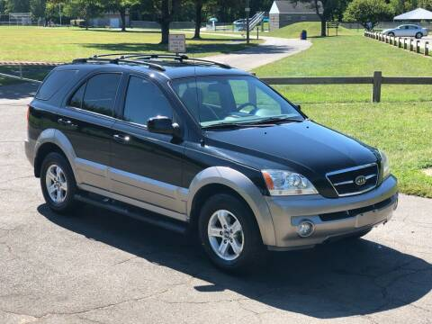 2004 Kia Sorento for sale at Choice Motor Car in Plainville CT
