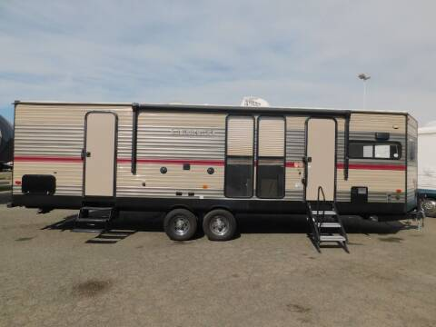 2018 Forest River CHEROKEE LIMITED 274VFK for sale at Gold Country RV in Auburn CA
