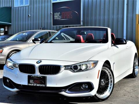 2015 BMW 4 Series for sale at Haus of Imports in Lemont IL
