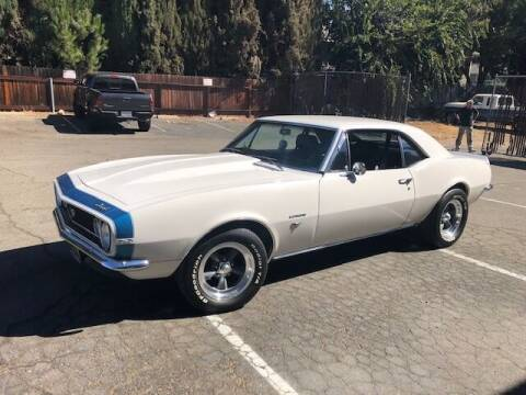 1967 Chevrolet Camaro for sale at Route 40 Classics in Citrus Heights CA