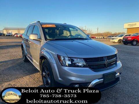 2020 Dodge Journey for sale at BELOIT AUTO & TRUCK PLAZA INC in Beloit KS