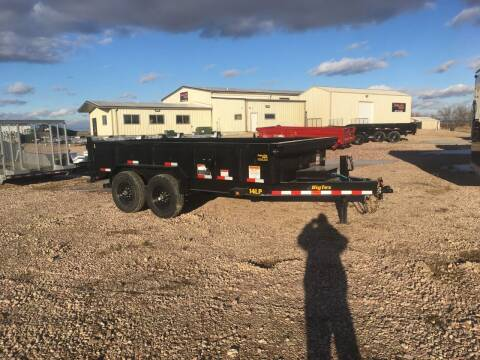 2021 Big Tex 14LP-14 Dump Box 14K #5560 for sale at Prairie Wind Trailers, LLC in Harrisburg SD