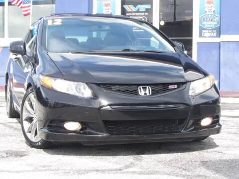2012 Honda Civic for sale at VIP AUTO ENTERPRISE INC. in Orlando FL