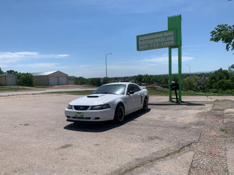 2004 Ford Mustang for sale at Independent Auto in Belle Fourche SD