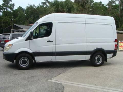 2007 Dodge Sprinter Cargo for sale at VANS CARS AND TRUCKS in Brooksville FL