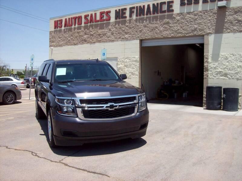 2017 Chevrolet Suburban for sale in El Paso, TX