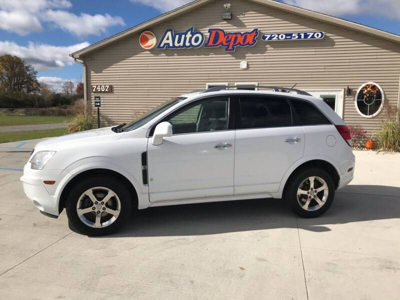2009 Saturn Vue for sale at The Auto Depot in Mount Morris MI