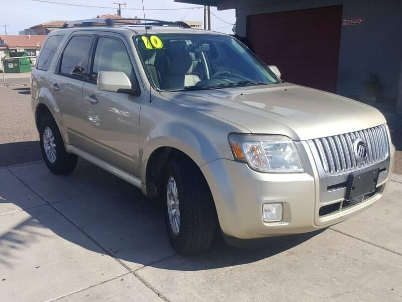 2010 Mercury Mariner for sale at Sunday Car Company LLC in Phoenix AZ