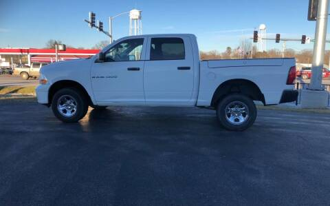 2012 RAM Ram Pickup 1500 for sale at Village Motors in Sullivan MO
