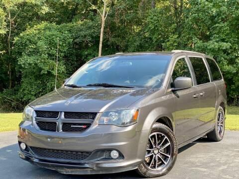 2017 Dodge Grand Caravan for sale at Sebar Inc. in Greensboro NC