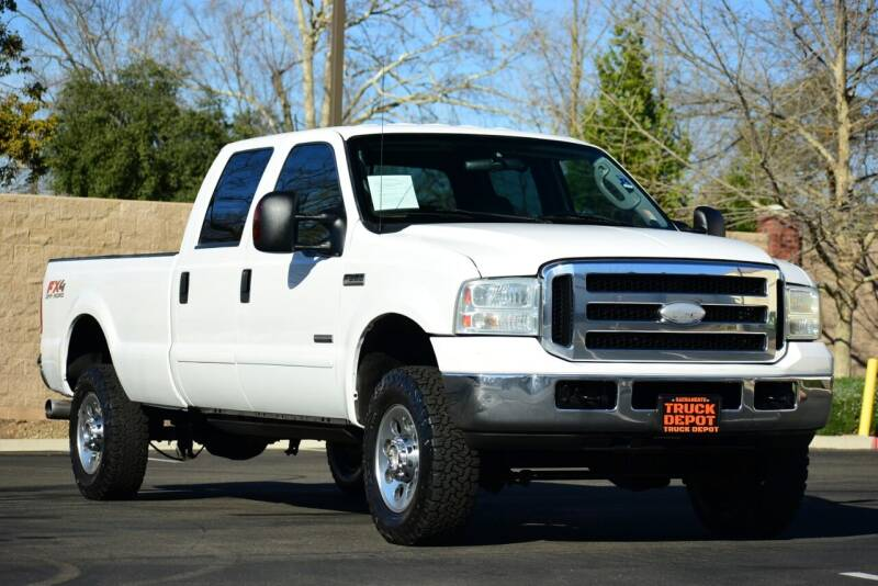 2006 Ford F-350 Super Duty for sale at Sac Truck Depot in Sacramento CA