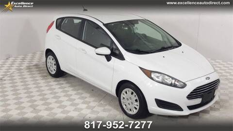 2016 Ford Fiesta for sale at Excellence Auto Direct in Euless TX
