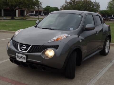 2012 Nissan JUKE for sale at 123 Car 2 Go LLC in Dallas TX