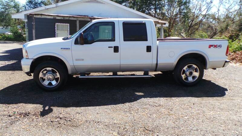 2007 Ford F-250 Super Duty for sale at action auto wholesale llc in Lillian AL