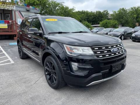 2016 Ford Explorer for sale at Auto Solution in San Antonio TX