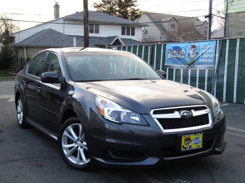 2013 Subaru Legacy for sale at The Auto Network in Lodi NJ