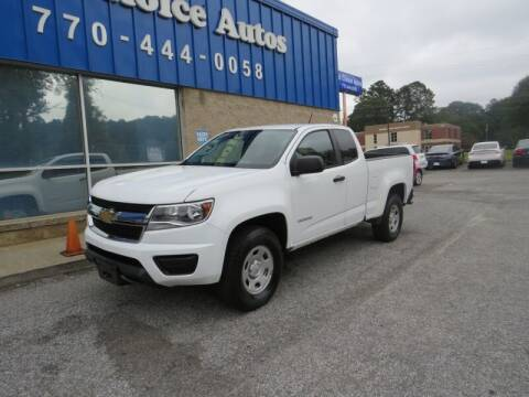 2016 Chevrolet Colorado for sale at Southern Auto Solutions - 1st Choice Autos in Marietta GA