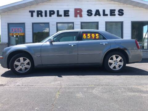 2006 Chrysler 300 for sale at Triple R Sales in Lake City MN