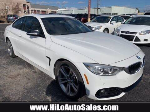 2014 BMW 4 Series for sale at Hi-Lo Auto Sales in Frederick MD